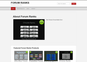 forumranks.net