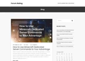 forumrating.com