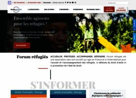 forumrefugies.org