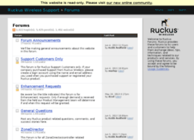 forums-archive.ruckuswireless.com