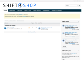 forums.3dcart.com