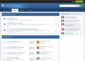 forums.3ivx.com