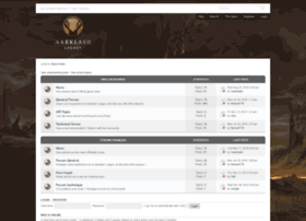 forums.aarklash-legacy.com