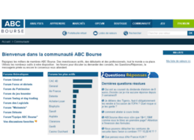 forums.abcbourse.com