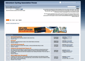 forums.adventurecycling.org