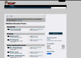 Forums.afterdawn.com