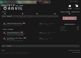forums.anvilsociety.com