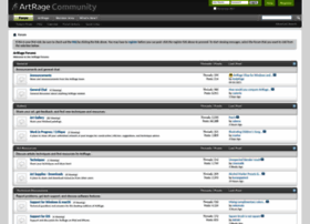 forums.artrage.com