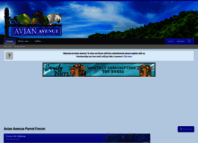 forums.avianavenue.com