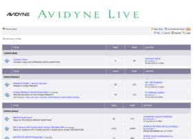 forums.avidyne.com