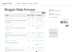 forums.bloggerplugins.org