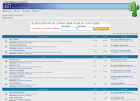 forums.cacti.net