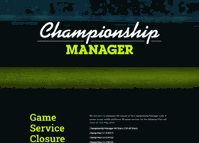 forums.championshipmanager.co.uk