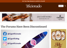 forums.cigaraficionado.com