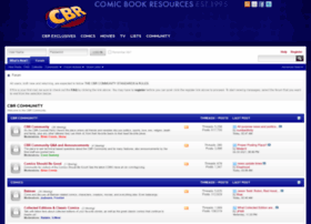forums.comicbookresources.com