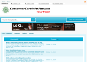 forums.customercareinfo.in