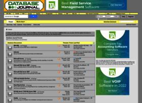 forums.databasejournal.com
