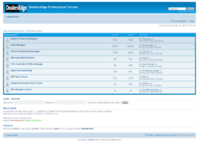 forums.dealersedge.com