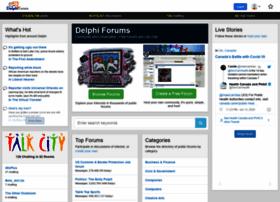 forums.delphiforums.com