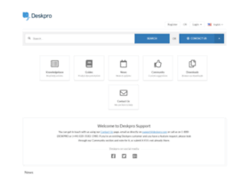 forums.deskpro.com