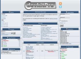 forums.devkitpro.org