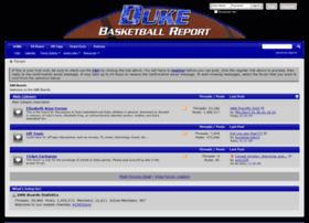 forums.dukebasketballreport.com
