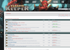 forums.dungeonkeeper.com