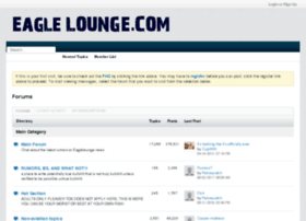 forums.eaglelounge.com