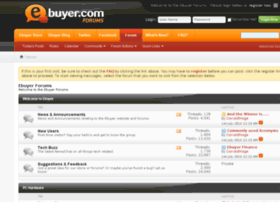 forums.ebuyer.com