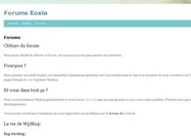 forums.eoxia.com