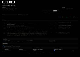 forums.f13.net