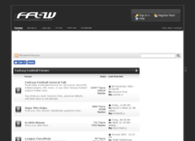 forums.fflivewire.com