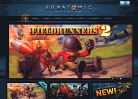 forums.fieldrunners.com