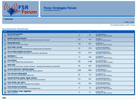 forums.forex-strategies-revealed.com