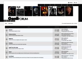 forums.geniimagazine.com