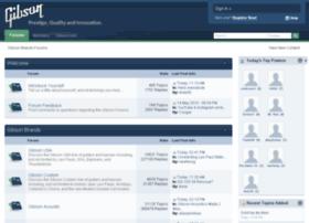 forums.gibson.com