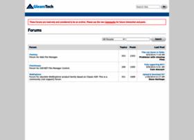 forums.gleamtech.com