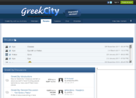 forums.greekcity.com.au