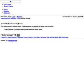 forums.greenvaluehost.com