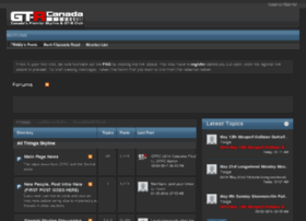 forums.gtrcanada.com