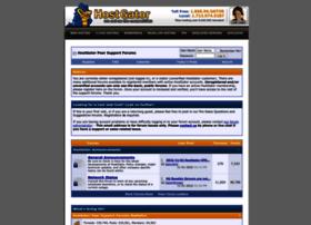 forums.hostgator.com