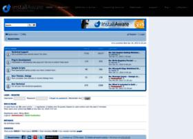 forums.installaware.com