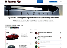 forums.jag-lovers.org