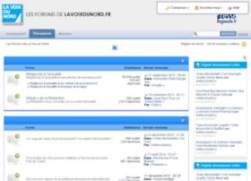 forums.lavoix.com