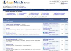 forums.legalmatch.com
