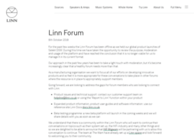 forums.linn.co.uk