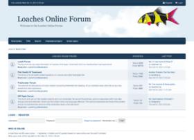 forums.loaches.com