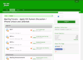 forums.macorg.net