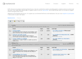 forums.marketcircle.com
