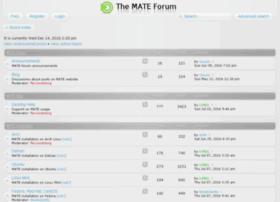 forums.mate-desktop.org